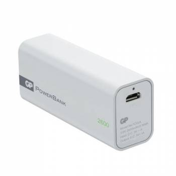 Портативное зарядное устройство Power Bank 2600
