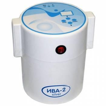 Электролизер-активатор, осеребритель воды ИВА-2 SILVER с таймером