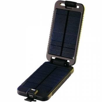 Универсальное зарядное устройство на солнечных батареях PowerTraveller Solarmonkey Adventurer