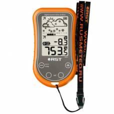 """Метеостанция RST 02559 """"iQ559"""" с цифровым барометром для путешественников, рыбаков и охотников"""