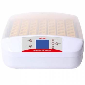 Инкубатор для яиц SITITEK 56 LED цифровой, автоматический переворот, 220В (56 яиц)