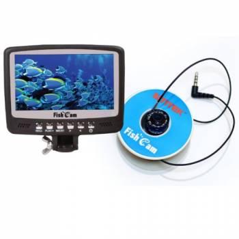 Видеокамера для рыбалки FishCam-430 DVR с функцией записи