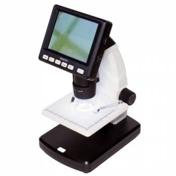 Цифровой USB-микроскоп Микрон LCD 5 Mpix (500 X Zoom) (снят с продаж, аналог Микроскоп DigiMicro LCD)