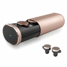Наушники беспроводные SITITEK TWS-B1(розовые)