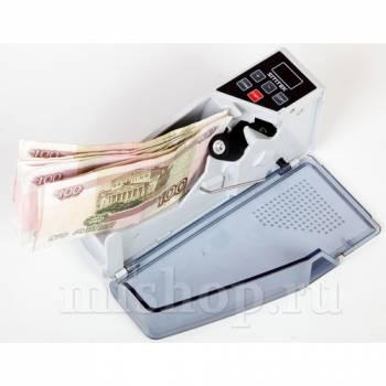 Счетчик банкнот SITITEK V40-M Professional с поясным чехлом