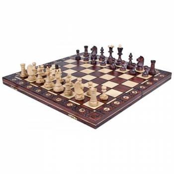 Деревянные шахматы Сенатор