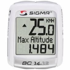 Велокомпьютер Sigma Sport BC 14.12 (SIG_04150)