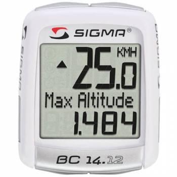 Велокомпьютер Sigma Sport BC 14.12