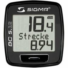 Велокомпьютер Sigma Sport BC 5.12 (SIG_05120)