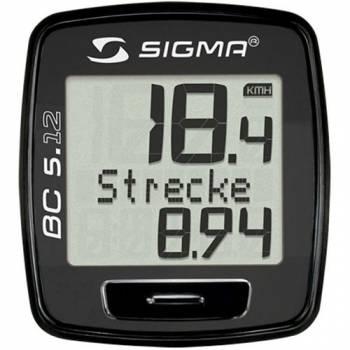 Велокомпьютер Sigma Sport BC 5.12