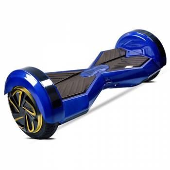 """Гироскутер """"Smart Balance Wheel Transformers Audio+LED"""" с колесами 8 дюймов (синий) (полная комплектация) (снят с продаж)"""