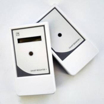 Счётчик посетителей Smart Counter Plus с брелком для сброса