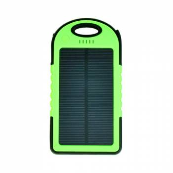 Зарядное устройство на солнечных батареях Sun-Battery SC-10 зеленое