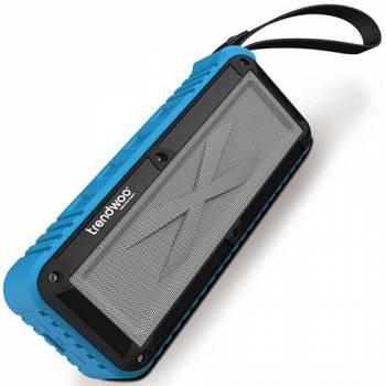 Портативная Bluetooth-колонка Trendwoo Rockman L синяя