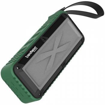Портативная Bluetooth-колонка Trendwoo Rockman L зеленая
