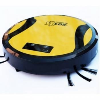Робот-пылесос Xrobot FoxCleaner UP желтый (снят с продаж)
