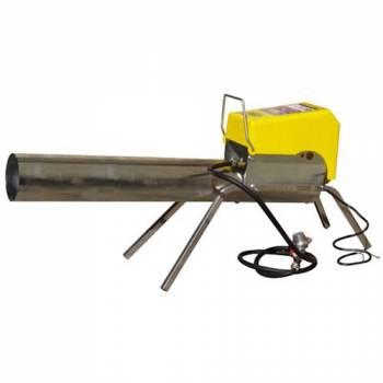 Отпугиватель птиц гром-пушка Zon EL08 с электронным управлением