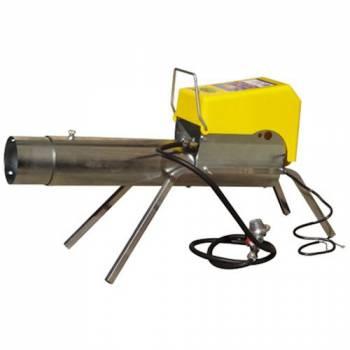 Отпугиватель птиц гром-пушка Zon EL08 Telescope с телескопическим дулом и электронным управлением