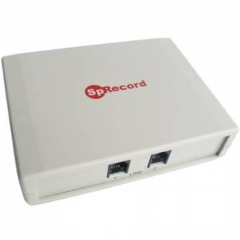 Система регистрации и записи телефонных разговоров SpRecord AT2 с поддержкой функции автосекретаря