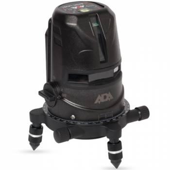 Самовыравнивающийся лазерный нивелир-уроверь ADA 2D Basic Level