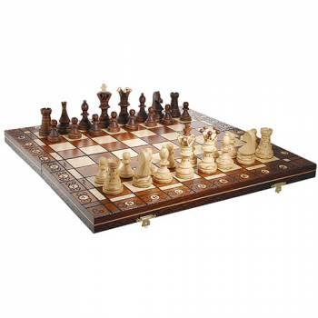 Шахматы Амбассадор деревянные