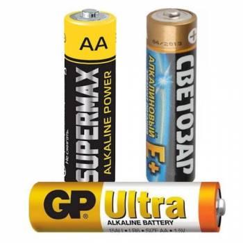 Батарейка типа AA (LR06) Alkaline