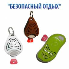 Отпугиватели клещей TickLess Human + TickLess Baby + TickLess Pet