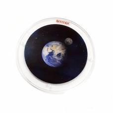 """Диск проекционный SITITEK для планетариев Homestar """"Земля и Луна"""""""