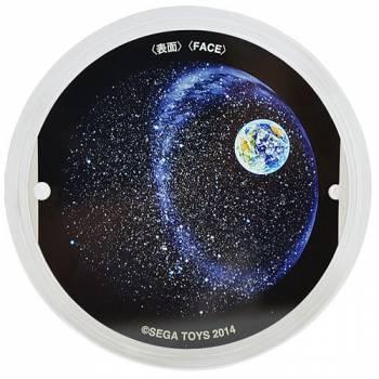 Проекционный диск Homestar Земля в космосе