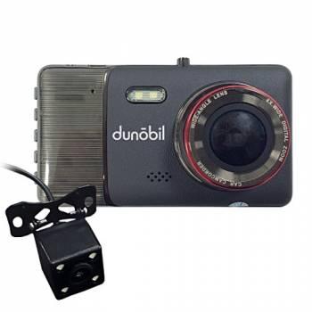 Видеорегистратор автомобильный Dunobil Zoom Duo