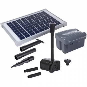 Фонтанная установка Ocean 10W на солнечной батарее с аккумулятором