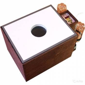 Инкубатор для яиц БЛИЦ-48, цифровой, автоматический переворот, 220В/12В (48 яиц)