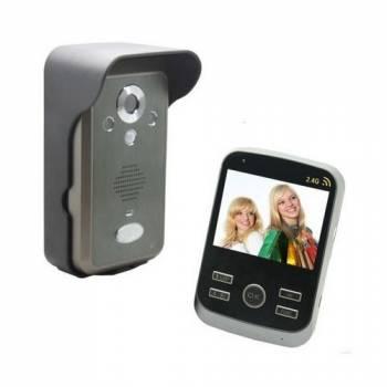 Видеодомофон KIVOS беспроводной