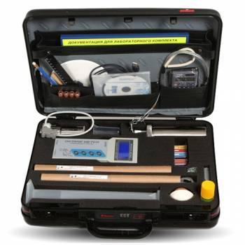 Переносная лаборатория для отбора проб и оперативного проведения приемо-сдаточного анализа топлива Лабораторный комплект 2М6, 2М7