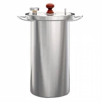 Бытовая коптильня Hanhi / Suomi 20 л. с гидрозатвором для горячего копчения