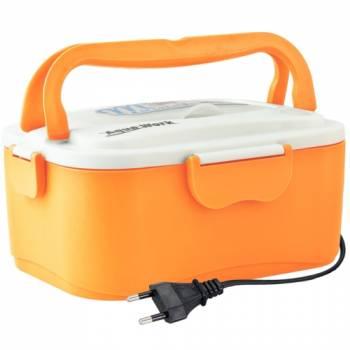 Ланч бокс Aqua Work С5 с подогревом, 220В (оранжевый)