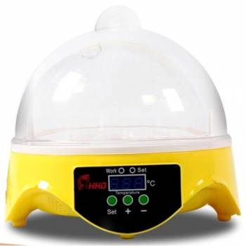 Инкубатор для яиц HHD 7 220В (7 яиц)