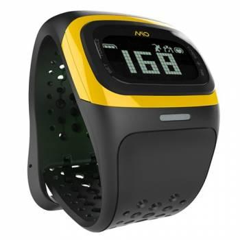 Пульсометр-спортивные часы Mio Alpha 2 YELLOW (размер L)