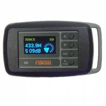 Антижучок - индикатор поля Raksa Select-120 со встроенным частотомером