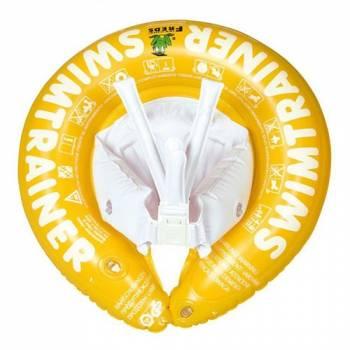 "Детский надувной круг ""SwimTrainer желтый"""
