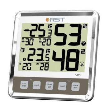 Цифровой термогигрометр RST 02413 Comfortlink