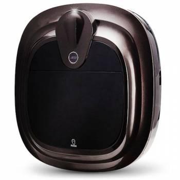 Робот-пылесос SITITEK Cleaner в коричневом корпусе