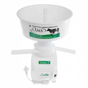 Сепаратор бытовой для молока Омь-3