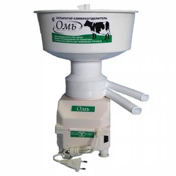 Сепаратор бытовой для молока Омь