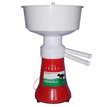 Сепаратор бытовой для молока Сибирь-2