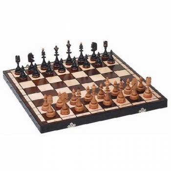 Шахматы Индия деревянные, 48x24 см