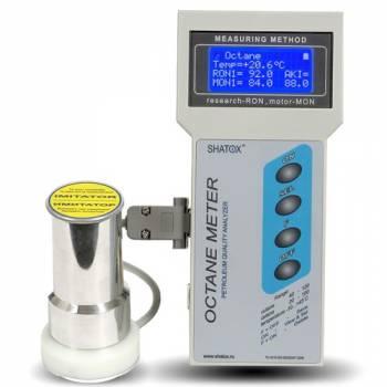 Профессиональный октанометр Shatox SX-100K (Индикатор качества бензина)