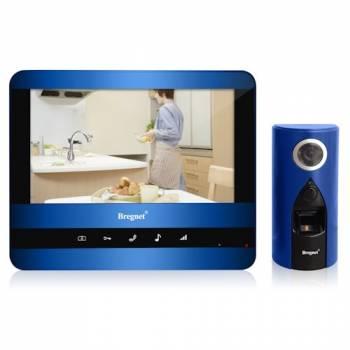 Видеодомофон SITITEK Dome 10 со сканером отпечатка пальца