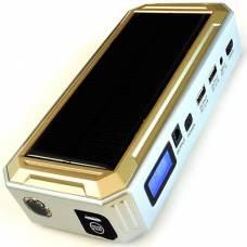 """Универсальное пуско-зарядное устройство """"SolarStarter 18000Mah"""" на солнечных батареях"""