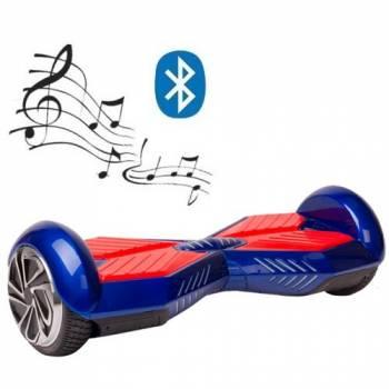 Гироскутер Smart Balance Wheel Transformers + Music 6,5 (синий) (полная комплектация)
